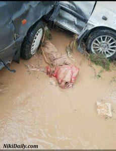کشته شده های سیل شیراز