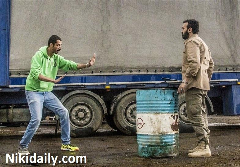 کامبیز دیرباز و بهرام افشار بازیگران سریال شرایط خاص