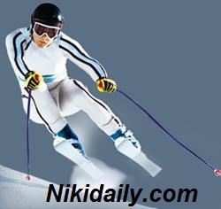 اسکی رفتن