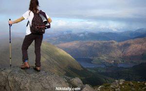 بالارفتن از تپه