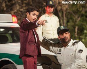 فیلم جنجال در عروسی به کارگردانی سید رضا خطیبی
