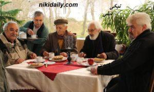 فیلم رفقای خوب به کارگردانی مجید قاری زاده