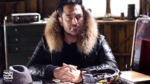 محمدرضا گلزار در فیلم ما همه با هم هستیم