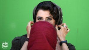 لیلا حاتمی در فیلم سینمایی ما همه باهم هستیم