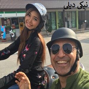 فیلم خانم یایا به کارگردانی عبدالرضا کاهانی