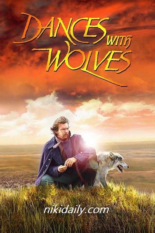 دانلود فیلم رقصنده با گرگ ها Dances with Wolves 1990 با دوبله فارسی