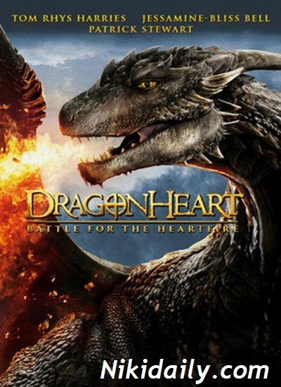 دانلود فیلم قلب اژدها: نبرد برای قلب آتشین با دوبله فارسی