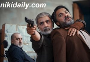 تصاویر بازیگران فیلم بادیگارد