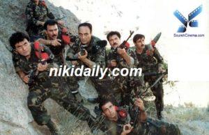 فیلم مجروح جنگی به کارگردانی اصغر نصیری