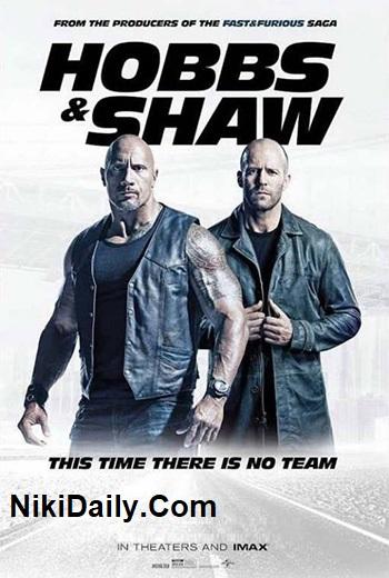 دانلود فیلم هابز و شاو Fast & Furious: Hobbs & Shaw 2019 با دوبله فارسی