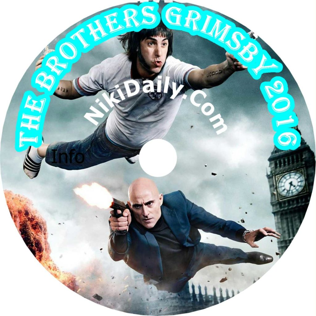 دانلود فیلم The Brothers Grimsby 2016 برادران گریمزبی