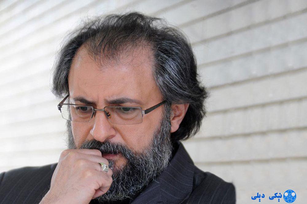 علی دهکردی به سریال سلمان فارسی پیوست
