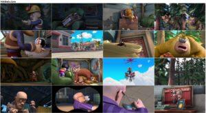 اسکرین شات انیمیشن خرس های بومی