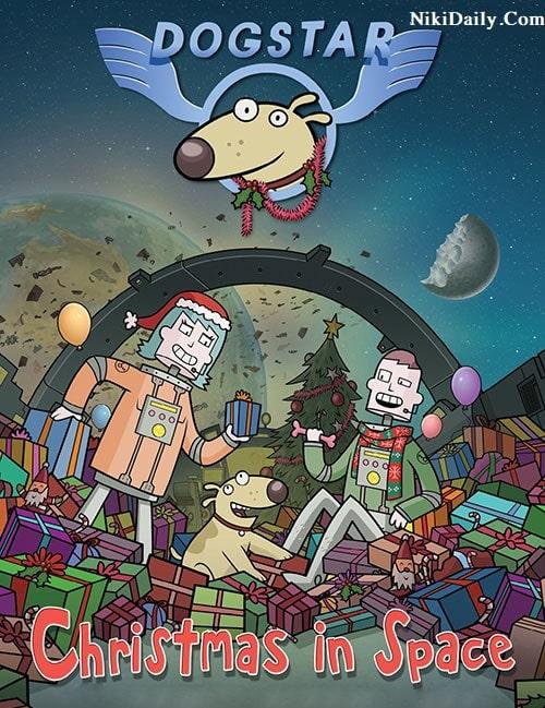 دانلود انیمیشن Dogstar: Christmas in Space 2016 با دوبله فارسی داگ استار: کریسمس در فض