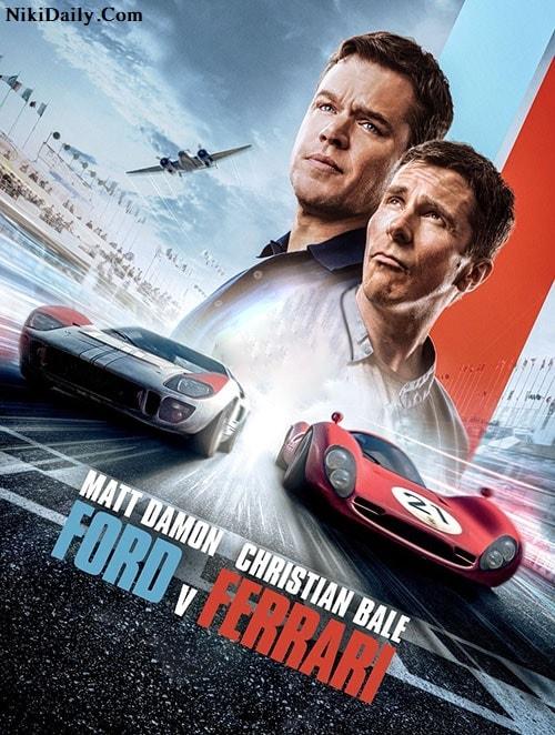 دانلود فیلم Ford v Ferrari فورد در برابر فراری 2019 با دوبله فارسی