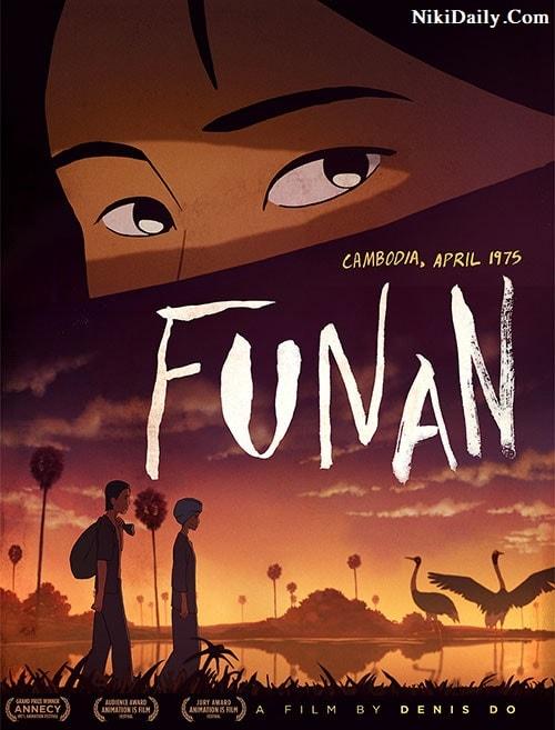 دانلود انیمیشن Funan 2018 با دوبله فارسی