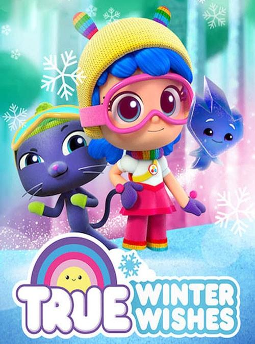 دانلود انیمیشن True: Winter Wishes 2019 با دوبله فارسی