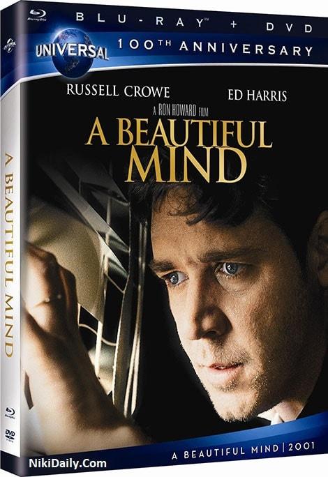 دانلود فیلم A Beautiful Mind 2001 با دوبله فارسی و زیرنویس فارسی