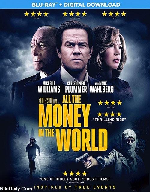 دانلود فیلم All the Money in the World 2017 با دوبله فارسی و زیرنویس فارسی