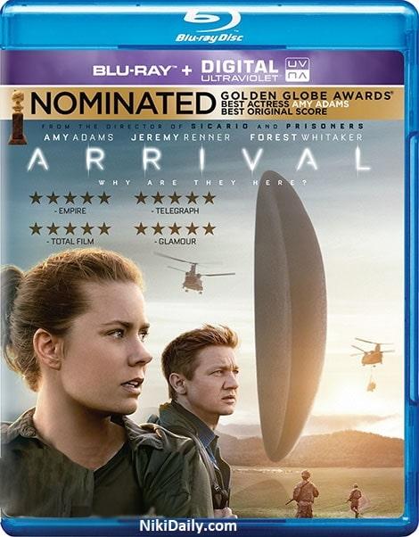 دانلود فیلم Arrival 2016 با دوبله فارسی و زیرنویس فارسی