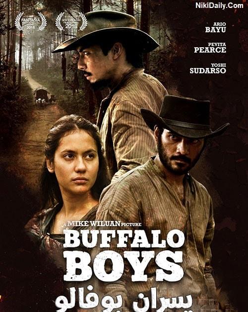 دانلود فیلم Buffalo Boys 2018 با دوبله فارسی و زیرنویس فارسی