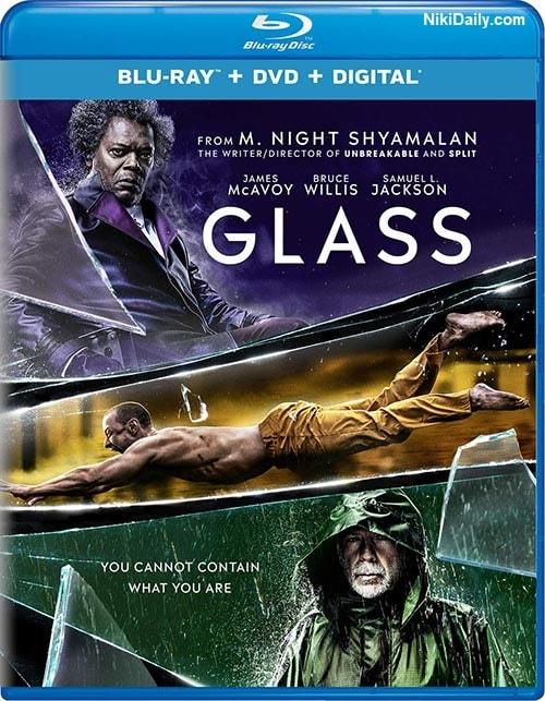 دانلود فیلم Glass 2019 با دوبله فارسی و زیرنویس فارسی