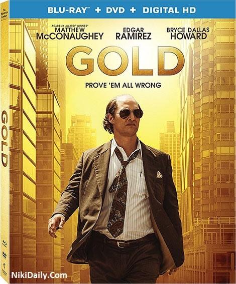 دانلود فیلم Gold 2016 با دوبله فارسی و زیرنویس فارسی