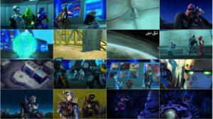 اسکرین شات انیمیشن کارخانه قهرمان سازی