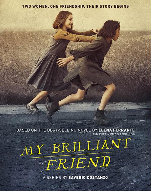 دانلود سریال My Brilliant Friend 2018 با دوبله فارسی