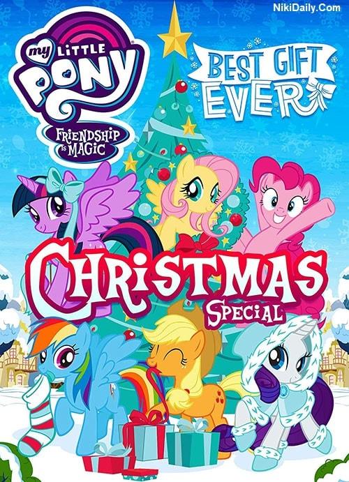 دانلود انیمیشن My Little Pony: Best Gift Ever 2018 با دوبله فارسی
