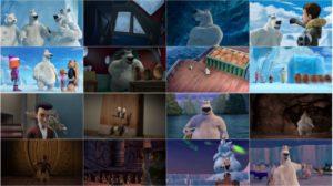 اسکرین شات انیمیشن نورم از قطب شمال 3