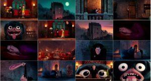 اسکرین شات انیمیشن هاپویی