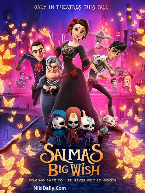 دانلود انیمیشن Salma's Big Wish آرزوی بزرگ سلما 2019 با دوبله فارسی