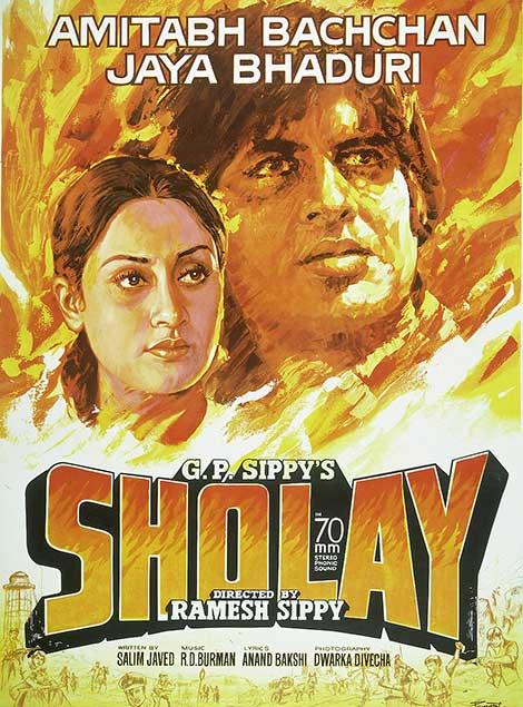 دانلود فیلم Sholay 1975 با دوبله فارسی و زیرنویس فارسی