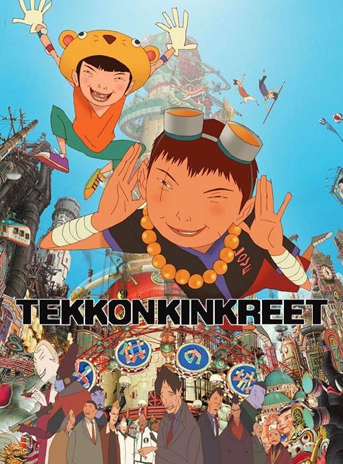 دانلود انیمیشن Tekkonkinkreet 2006 با دوبله فارسی و زیرنویس فارسی