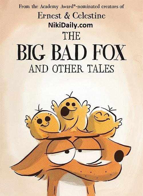دانلود انیمیشن The Big Bad Fox and Other Tales 2017 با دوبله فارسی و زیرنویس فارسی