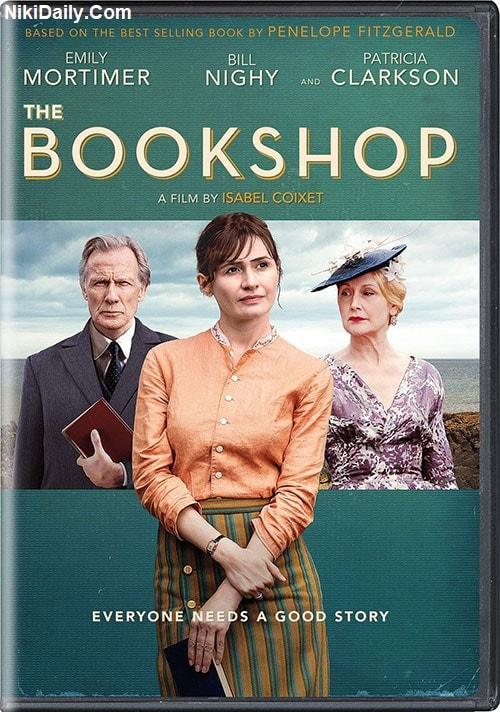 دانلود فیلم The Bookshop 2017 با دوبله فارسی