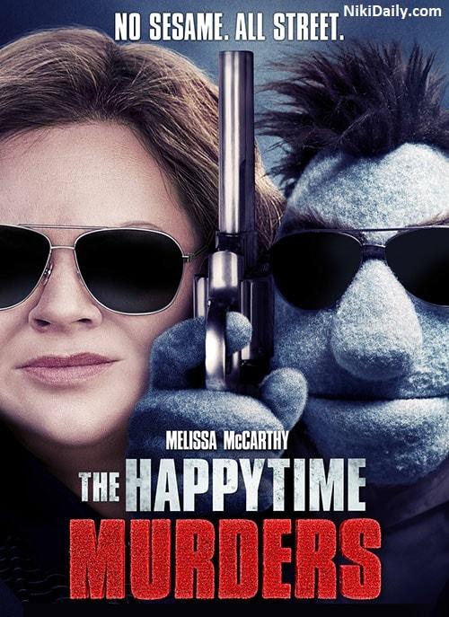 دانلود فیلم The Happytime Murders 2018 با دوبله فارسی و زیرنویس فارسی