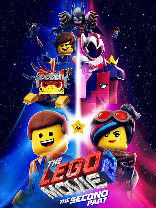 دانلود انیمیشن The Lego Movie 2 2019 با دوبله فارسی