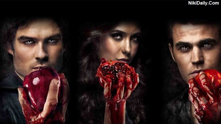 دانلود سریال خاطرات یک خون آشام با دوبله فارسی