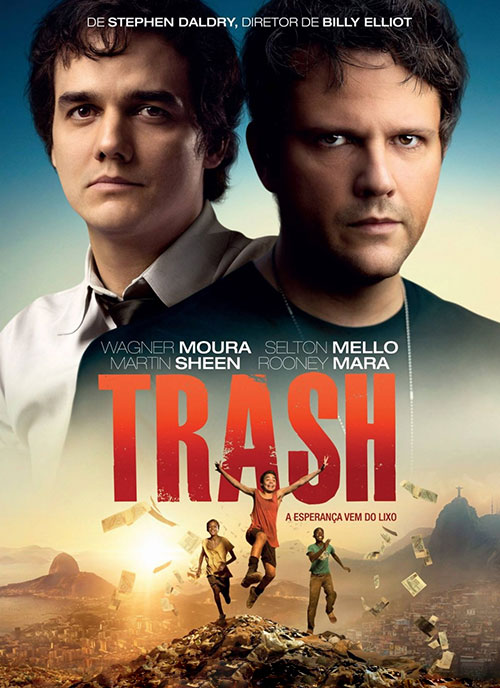 دانلود فیلم Trash 2014 با دوبله فارسی و زیرنویس فارسی