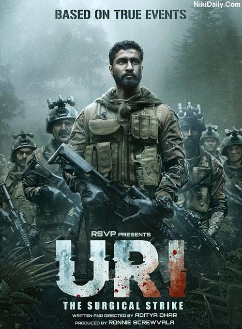 دانلود فیلم Uri: The Surgical Strike 2019 با دوبله فارسی و زیرنویس فارسی