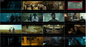 اسکرین شات فیلم اوری حمله به جراحی