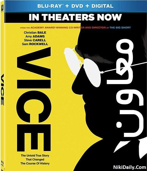 دانلود فیلم Vice 2018 با دوبله فارسی و زیرنویس فارسی