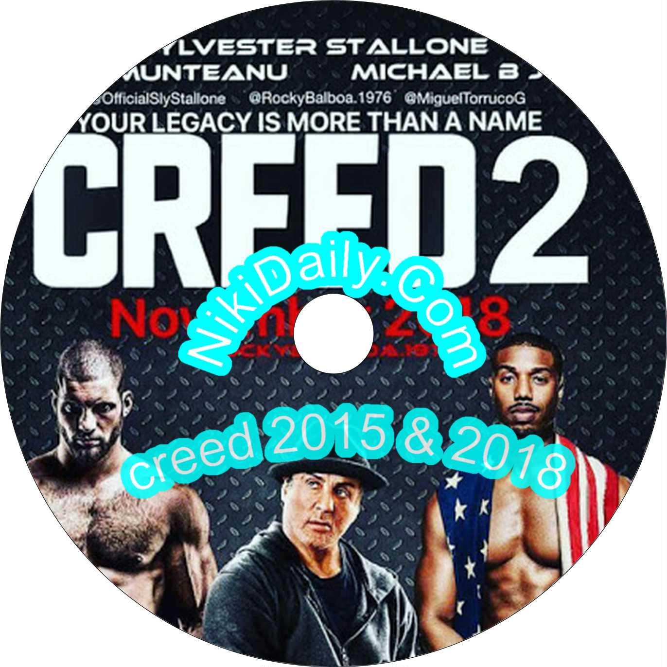 دانلود فیلم Creed 2015 و Creed II 2018 با دوبله فارسی فیلم کرید