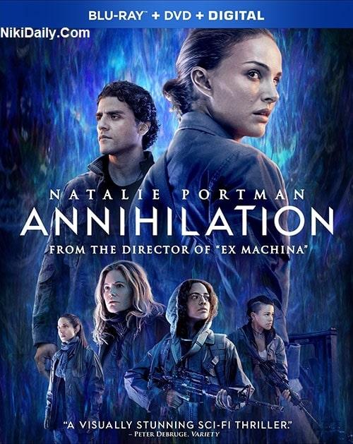 دانلود فیلم Annihilation 2018 با دوبله فارسی و زیرنویس فارسی