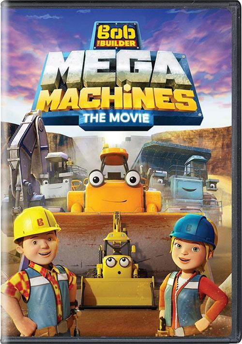 دانلود انیمیشن Bob the Builder: Mega Machines 2017 با دوبله فارسی