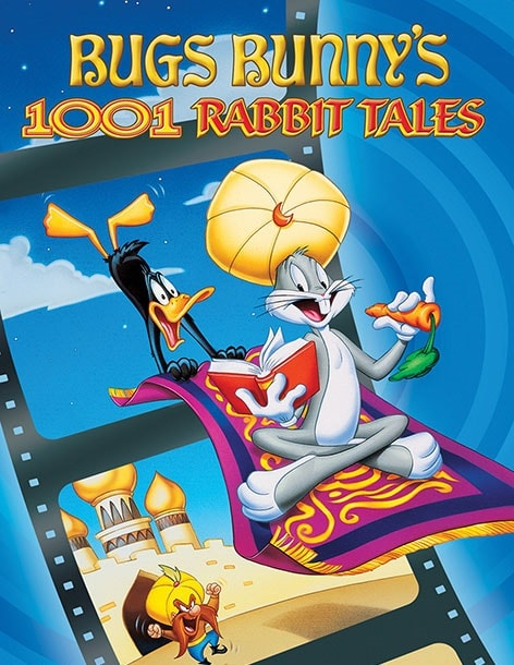 دانلود انیمیشن Bugs Bunny's 3rd Movie 1001 Rabbit Tales 1982