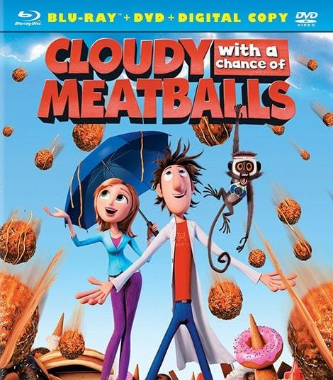 دانلود انیمیشن Cloudy With A Chance of Meatballs 2009 با دوبله فارسی و زیرنویس فارسی