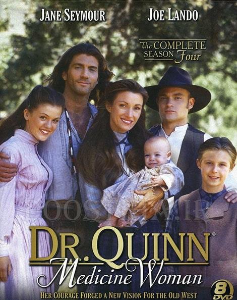 دانلود سریال Dr. Quinn Medicine Woman Season 4